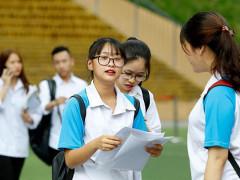 Bộ GD-ĐT công bố đáp án chính thức môn Toán thi tốt nghiệp THPT 2021