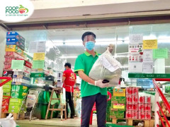 """Co.op Food: Những """"chợ"""" hiện đại luôn gần dân trong mùa dịch"""