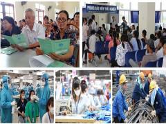 BHXH Việt Nam: Huy động toàn ngành khẩn trương tập trung thực hiện các chính sách hỗ trợ người lao động, doanh nghiệp khó khăn do Covid-19