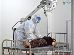 TP.HCM: Sáng 23/7 ghi nhận 3.302 trường hợp nhiễm mới