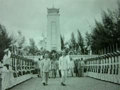 Kỷ niệm 74 năm Ngày Thương binh-Liệt sĩ (27/7/1947-27/7/2021)  Tấm lòng của Bác Hồ với thương binh, liệt sĩ