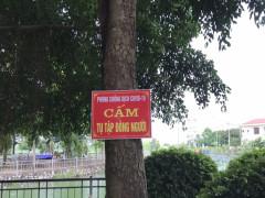 Vi phạm phòng chống dịch tại Hà Nội có thể bị xử phạt lên tới 200 triệu đồng