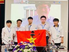 Học sinh Hà Nội xuất sắc đoạt nhiều Huy chương Vàng tại các Olympic quốc tế 2021
