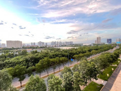 Các tuyến đường của TP. Hồ Chí Minh không một bóng người!