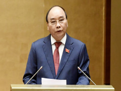 Chủ tịch nước Nguyễn Xuân Phúc: Niềm tin về một Việt Nam tất thắng trong việc kiểm soát, đẩy lùi COVID-19