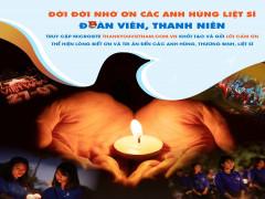 Các hoạt động #Thank you, Việt Nam - Lan tỏa những ký ức hào hùng của các anh hùng, thương binh, liệt sĩ