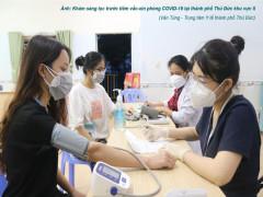 TP.HCM: sáng 30/7 ghi nhận 2.740 trường hợp nhiễm mới