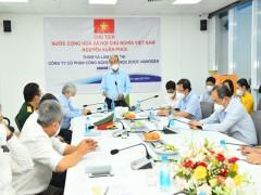 Chủ tịch nước Nguyễn Xuân Phúc: Sản xuất vắc xin trong nước được đặt ở tình trạng khẩn cấp