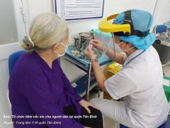 TP.HCM: Đẩy nhanh tiến độ và đảm bảo an toàn trong tổ chức tiêm chủng vắc xin phòng COVID-19