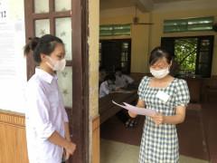 265 thí sinh của 3 địa phương thi tốt nghiệp THPT đợt 2 tại Hải Phòng