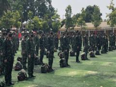 Cuộc chia tay của các y bác sỹ quân đội lên đường vào vùng dịch