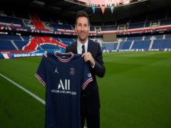Messi nói gì trong ngày ký hợp đồng với PSG?