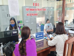 Ngành BHXH Việt Nam: Hướng tới số hóa 100% hồ sơ, kết quả  giải quyết thủ tục hành chính, không phụ thuộc vào địa giới hành chính