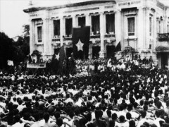 Cách mạng Tháng Tám và tinh thần đoàn kết để đẩy lùi đại dịch Covid-19 hôm nay