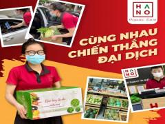 Hệ thống thực phẩm sạch Hanofarm  đặt sức khỏe người tiêu dùng là số 1