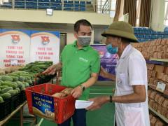 Quỹ Alphanam Green Foundation vận hành Siêu thị mini 0 đồng tại Huyện Thanh Oai