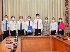 TPHCM Công bố và trao quyết định bổ nhiệm Giám đốc, Phó Giám đốc Sở Y tế TP.HCM