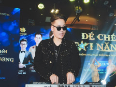 DJ LeeKing tổ chức mini liveshow online ủng hộ quỹ vaccine phòng chống dịch Covid-19