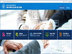 Hướng dẫn thay đổi thông tin giao dịch điện tử cá nhân với cơ quan BHXH