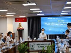 TPHCM  phải cơ bản tiêm hết tất cả đối tượng được tiêm theo hướng dẫn của Bộ Y tế trước ngày 15/9