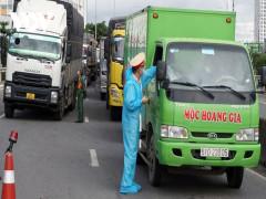 Sở Giao thông Vận tải TPHCM ban hành văn bản số 9438/SGTVT-KT thông tin thêm về công tác cấp giấy nhận diện phương tiện có mã QR