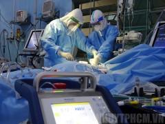 Bệnh viện Quân y 175 thực hiện thành công kỹ thuật ECMO cho một sản phụ mắc Covid-19