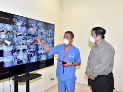 Điều trị F0 ngay tại xã phường: Tỉ lệ tử vong được khống chế