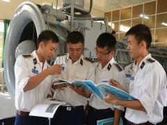 Phong trào học tập ngoại ngữ của Thanh niên Hải quân