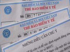 Bảo hiểm xã hội Việt Nam: Hướng dẫn cấp lại, đổi thẻ BHYT  không thay đổi thông tin