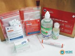 Túi thuốc dành cho F0 điều trị tại nhà: Sử dụng sao cho đúng