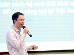 """Khởi động Dự án Phát hành Báo cáo """"Toàn cảnh Đổi mới sáng tạo mở Việt Nam 2021"""""""