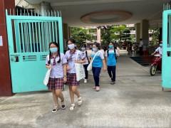 Sở GD-ĐT TPHCM đề xuất tiêm vaccine ngừa Covid-19 cho học sinh trong độ tuổi từ 12-18