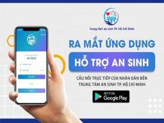 TPHCM: Ra mắt ứng dụng hỗ trợ An Sinh