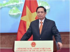 Thủ tướng nêu 5 đề xuất để thúc đẩy hợp tác, phát triển kinh tế số