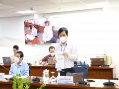 TPHCM:Dự kiến hết ngày hôm nay (6/9), các địa phương sẽ hoàn thành đợt 2 của kế hoạch xét nghiệm