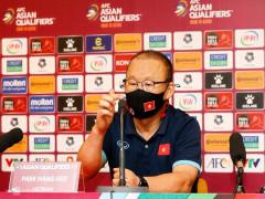 HLV Park: 'Việt Nam thua Australia vì hình thể'