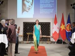 Dự án Empower Women Asia (EWA) tham gia tổ chức sự kiện thời trang nhân kỉ niệm ngày quốc khánh Việt Nam tại Thụy Sỹ