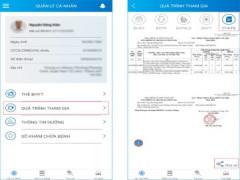 """Bổ sung chức năng xác nhận đóng BHXH trên ứng dụng """"VssID - Bảo hiểm  xã hội số"""""""