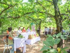 Xã miền núi La Hiên tiêu biểu về xây dựng đời sống văn hóa