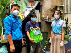 Tuổi trẻ huyện Nhà Bè có nhiều mô hình phòng, chống dịch hiệu quả