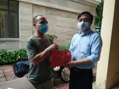 Trung thu sớm với những người khiếm thị quận Thanh Xuân