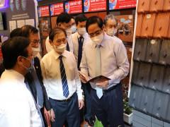 """Gốm Đất Việt tham dự  """"Hội nghị Đội ngũ Tri thức Khoa học và Công nghệ Việt Nam triển khai thực hiện Nghị quyết Đại hội lần thứ XIII của Đảng"""""""