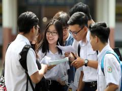 Bộ GD-ĐT lý giải nguyên nhân điểm chuẩn đại học cao