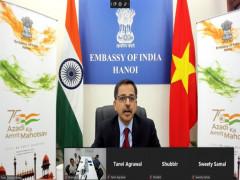 Ấn Độ hỗ trợ phát triển vắc-xin ngừa covid-19 nanocovax do Việt Nam sản xuất