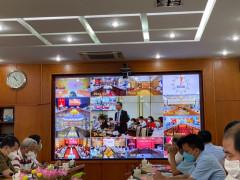 Chủ tịch Hội Doanh nhân trẻ Việt Nam Đặng Hồng Anh nêu giải pháp  khẩn cấp hỗ trợ doanh nghiệp với Thủ tướng Chính phủ