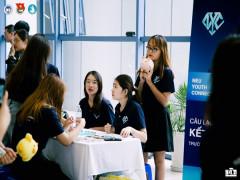 NEU CLUB'S DAY - Nơi giao lưu và kết nối đam mê của sinh viên ĐH Kinh tế Quốc dân