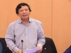 PGS.TS Hoàng Đức Hạnh: 'Ổ dịch liên quan Bệnh viện Việt Đức không đáng lo ngại'