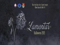 Sự kiện đồng hành Halloween trường Báo 2021: Sức hấp dẫn đến từ những bí mật