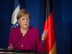 Thủ tướng Merkel muốn gửi thông điệp gì trong chuyến thăm Israel trước khi rời nhiệm sở?