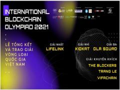 Công bố TOP 6 Đại diện Việt Nam tham dự cuộc thi Olympic Blockchain Quốc tế